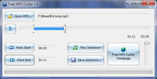 Download Free MP3 Cutter 1 01 : iDownload ro - programe si aplicatii