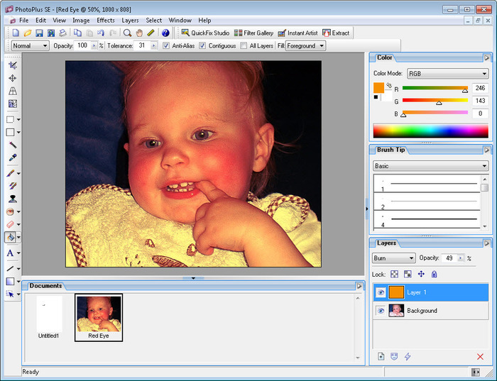 PhotoPlus Starter Edition este un program gratuit pentru editarea si ...