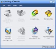 Samsung PC Studio 3.2.1 - XP