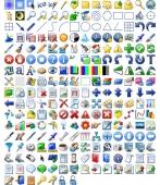 32x32 Free Design Icons v2009.3