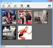 4K Slideshow Maker 1.8.1
