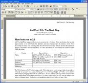 AbiWord 2.9.4
