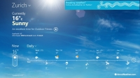 AccuWeather for Windows 8, 10
