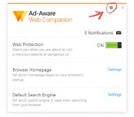 Ad-Aware Web Companion  4.9