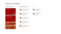Adobe Reader Touch for Windows 8