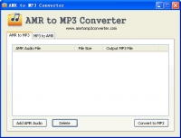AMR to MP3 Converter 1.4