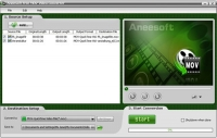 Aneesoft Free MOV Video Converter for Windows 2.0
