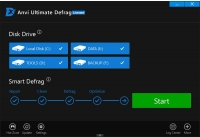 Anvi Ultimate Defrag Free 1.2