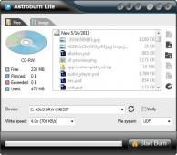 Astroburn Lite 1.8.0.0183
