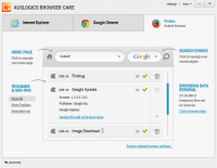 Auslogics Browser Care 4.1