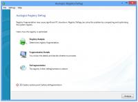 Auslogics Registry Defrag 10.1