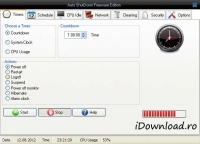 Auto ShutDown Freeware Edition v3.4
