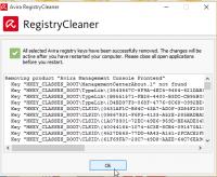 Avira Registry Cleaner 2.0.2.7