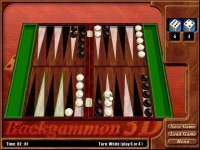 Real Backgammon - Joc de table