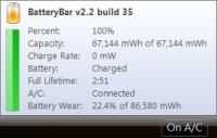 BatteryBar 3.4.0