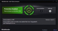 Bitdefender Anti-Ransomware 1.0.12.151