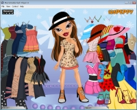 Sasha Bratz Dress Up Game 1.2