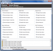 Cleaner Traces Eraser 1.0 Beta