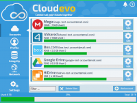 Cloudevo 3.5.4
