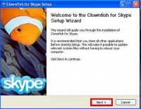Clownfish for Skype 4.15