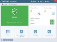 Comodo Cloud Antivirus 1.21