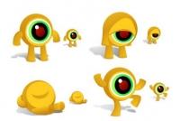 Crazy Eye Icons