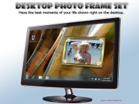 Desktop Photo Frame Set 1.3