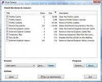 Disk Cleaner 1.6.1355