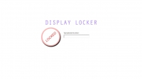 Display Locker 1.0