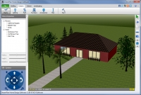 DreamPlan Home Design Software 5.76 Beta