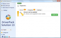DriverPack Solution Online 17.10.11