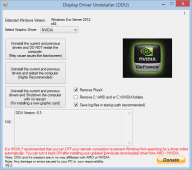 Display Driver Uninstaller 15.7.3.1