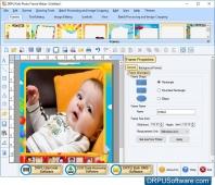 Free DRPU Kids Photo Frame Maker 1.0
