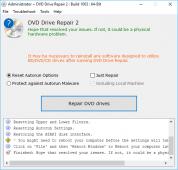 DVD Drive Repair 2.0.0.1025
