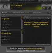 EarthMediaCenter Radio 1.5