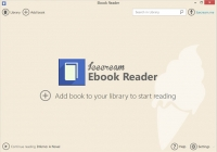 IceCream Ebook Reader  4.26