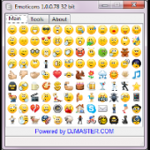 Emoticons (for Skype) 1.0.0.93