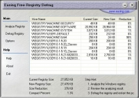 Eusing Free Registry Defrag 1.0