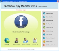 Facebook Spy Monitor 2013