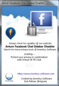 Antum Facebook Chat Sidebar Disabler 1.0