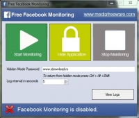 Free Facebook Monitoring 1.0.0.0