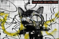 Graffiti Screensaver EV 2.0