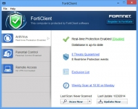 FortiClient Standard 5.6.2.1117