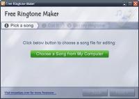 Free Ringtone Maker 2.5.0.1994