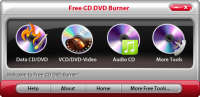 Free CD DVD Burner 8.7.1