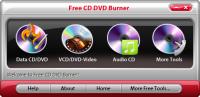Free CD DVD Burner 8.7.1