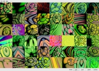"""Generative art"" image evolver"