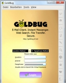 GoldBug Instant Messenger 3.5