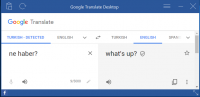 Google Translate Desktop 1.93