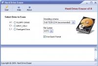 Hard Drive Eraser 2.0